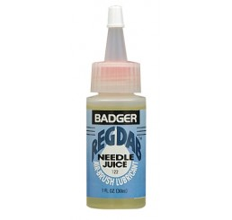 122 Badger Regdab Needle Juice Airbrush Lubricant 1oz