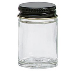 50-0052 Badger Airbrush 3/4oz Jar w/cover