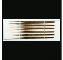 Alan Johnson Signature Brush 1/0 ~ AJ-1/0