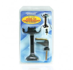 B-125 Badger Airbrush Holder - Holds Two Airbrushes