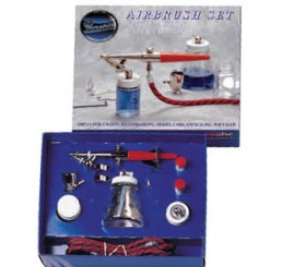 Paasche H Single Action Airbrush Set - Free Priority Shipping