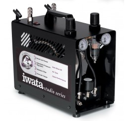 Iwata Power Jet Pro Airbrush Compressor IS-975