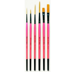 Tidwell - Broken Pinkies - 6 Brush Set | Mack Brush