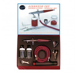 Paasche VL Double Action Airbrush Set - Free Priority Shipping